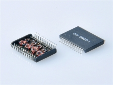 Single Port, 1000 BASE-T Ethernet Transformer Modules
