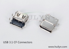 USB3.1 AF  TYPE C Connectors